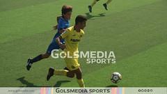 Infantiles. Villarreal CF 6-0 CF San José (22/09/2018), Jorge Sastriques