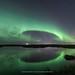 Perfect reflection by Kjartan Guðmundur