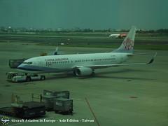 China Airlines B-18652 Taipei Republic of China