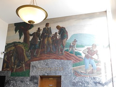 Holyoke, Massachusetts Post Office Mural