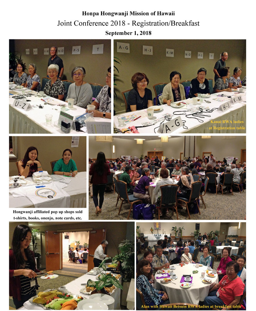First HHMH Joint Conference (Honolulu, 2018) – Hawaii
