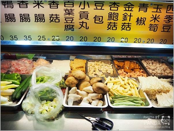 香腸炒米腸 (4)