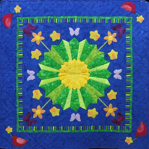 58: Dresden Daffodil Challenge - Lesa Reynolds