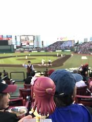 桜内梨子ちゃんと楽天生命パーク宮城