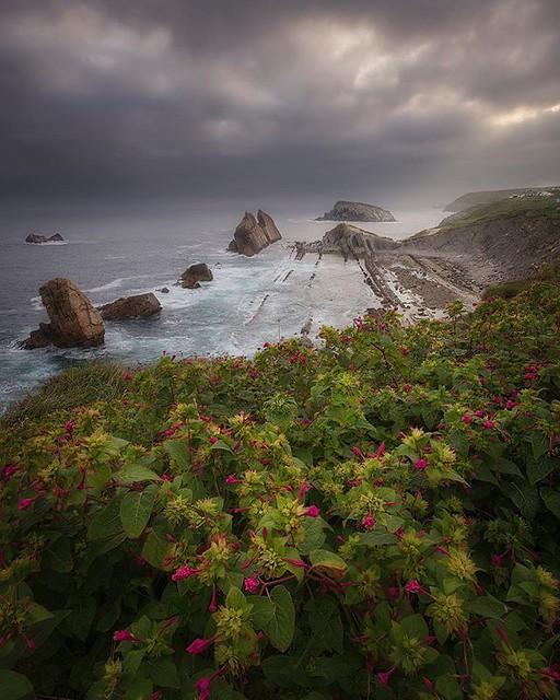 IG07 @saavedra_photography Nombre: Sergio Saavedra Ruiz. Título: Madre Natura. Lugar: Costa Quebrada, Liencres, Cantabria. País: España Fecha : 28-08-2018