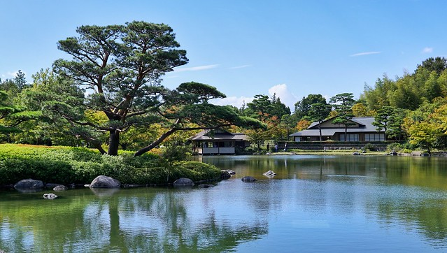 国営昭和記念公園〜日本庭園〜