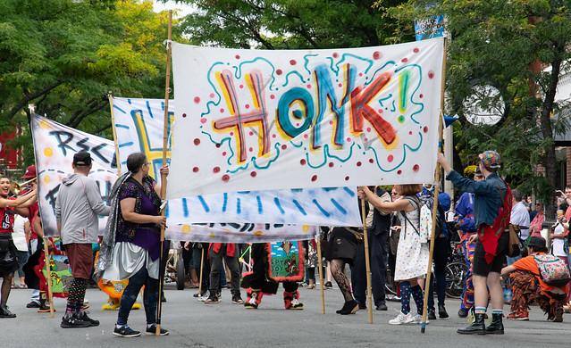 Honk 2018