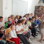 Занятия в воскресной школе Свято-Преображенского храма Геленджика