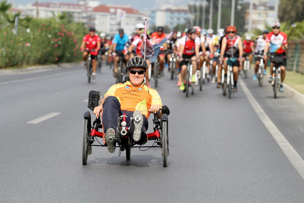 Kış turizmine bisiklet katkısı