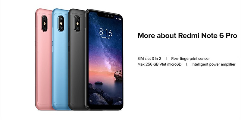 Xiaomi Redmi Note 6 Pro レビュー (9)