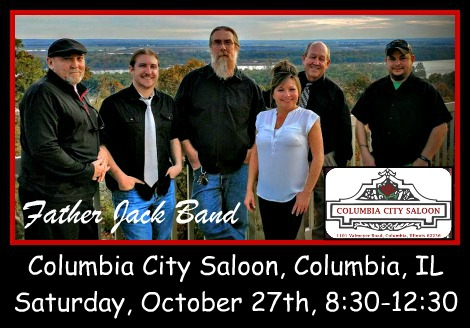 Father Jack Band 10-27-18
