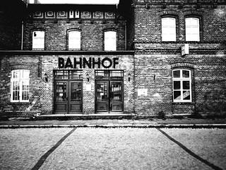 Old Trainstation
