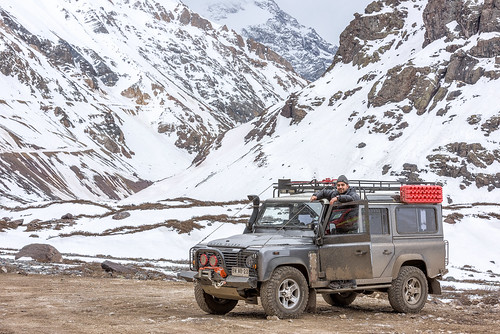 Land Rover Defender Chile