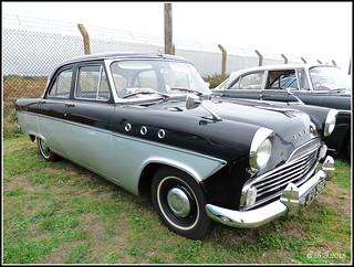 1961 Ford Zodiac