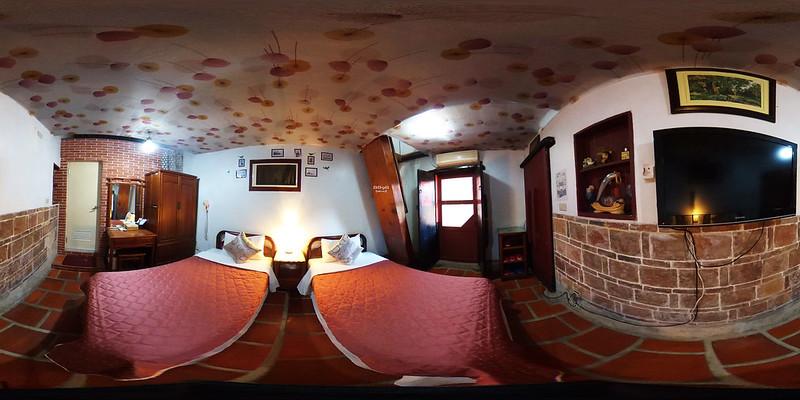 6-1兩人套房兩小床
