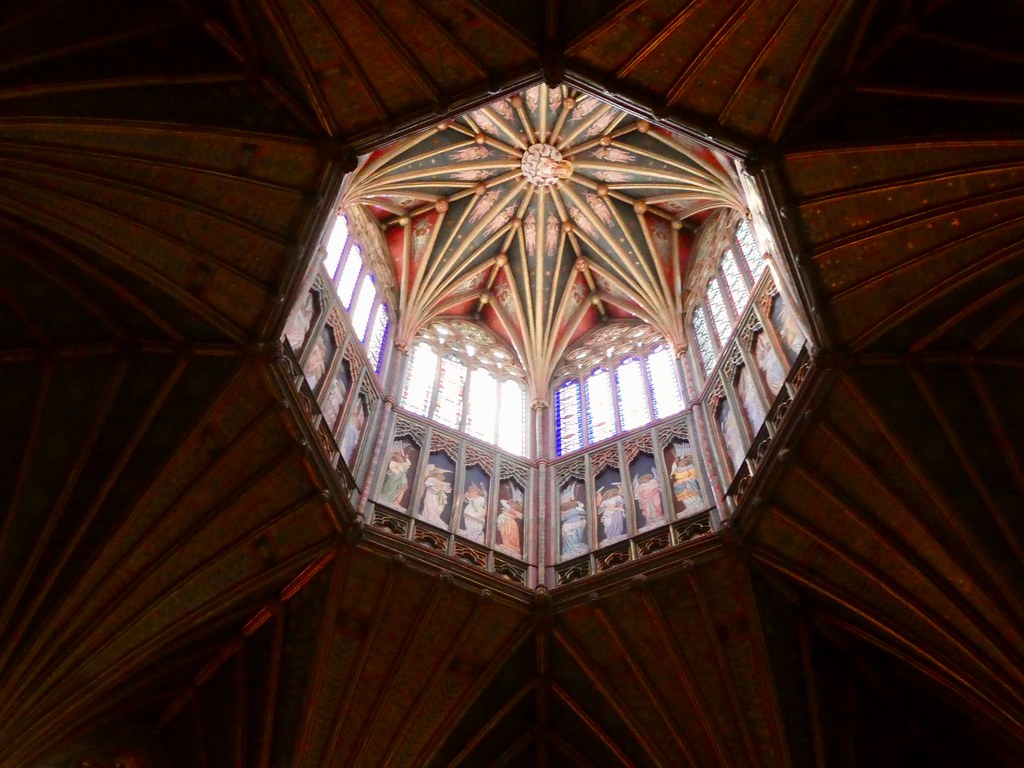 Octagon Lantern Tower, Ely Cathedral