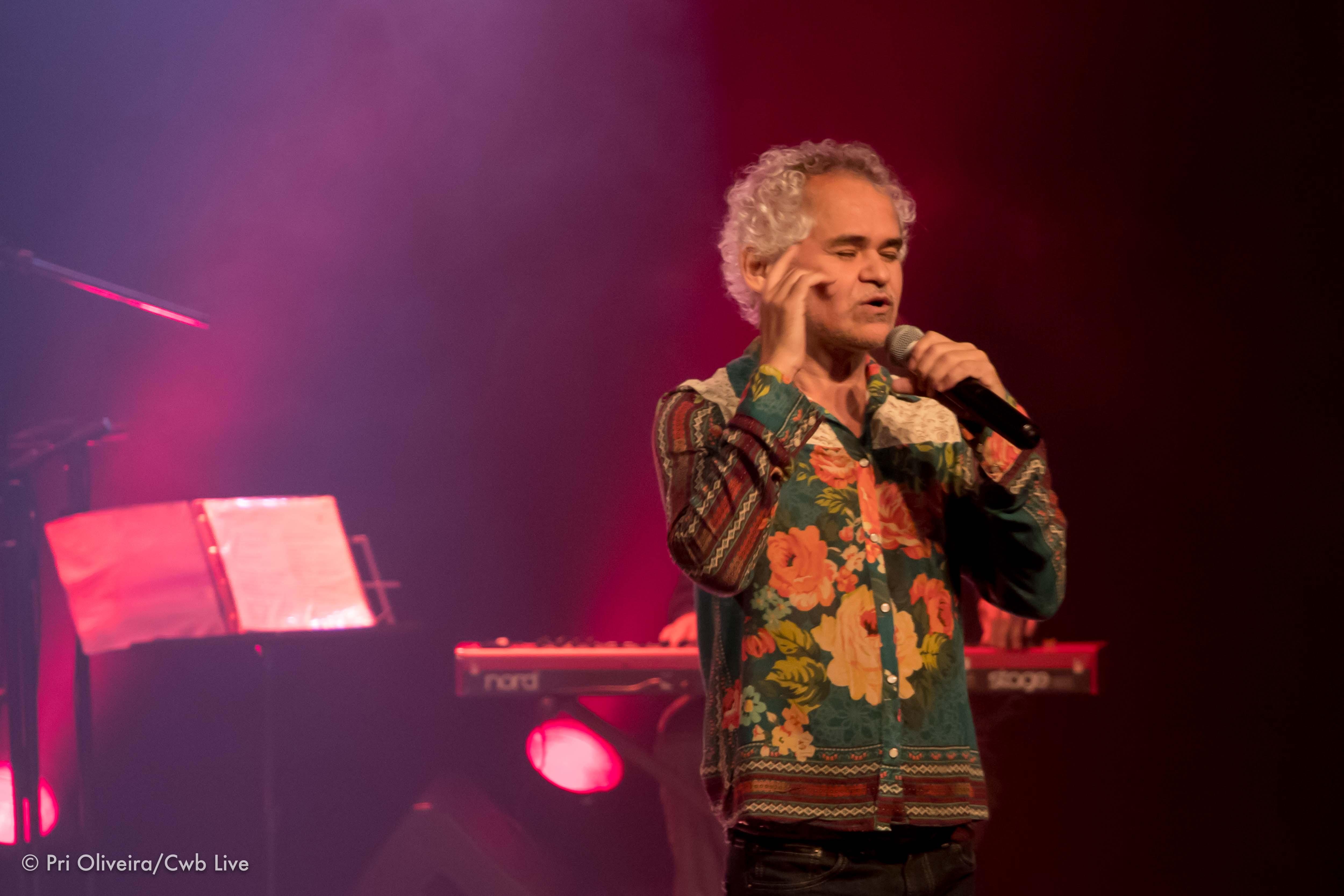 Gero Camilo canta Belchior - Caixa Cultural - 24/10/2018