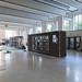 Bezoekerscentrum Vlaams Parlement - opbouw