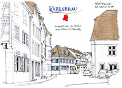 Fénétrange. Ce n'est pas encore l'Alsace, mais on se rapproche ! - Photo of Kirrberg