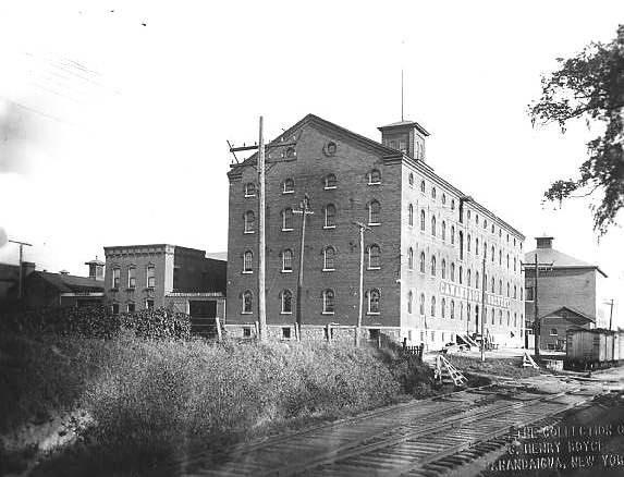 McKechnie-Brewery-building