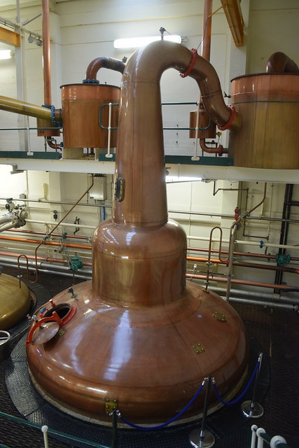 Glen Grant Distillery - Wash Still