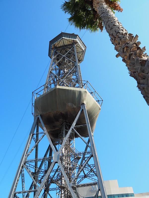Torre de Jaume I - Barcelona