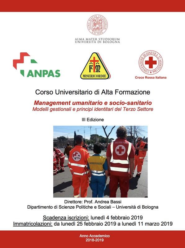 Management umanitario e socio-sanitario