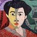Green Strip - Henri Matisse by Angela.B