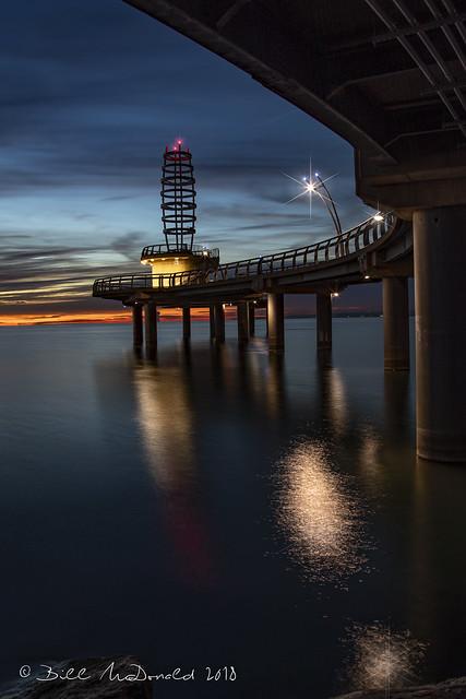 Burlington Pier Sunrise2