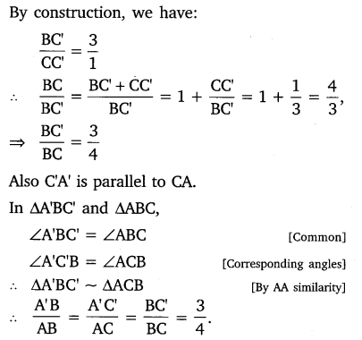 NCERT Solutions for Class 10 Maths Chapter 11 Constructions 10