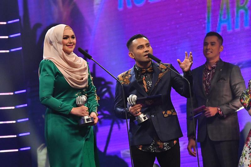 Siti Nurhaliza & Judika