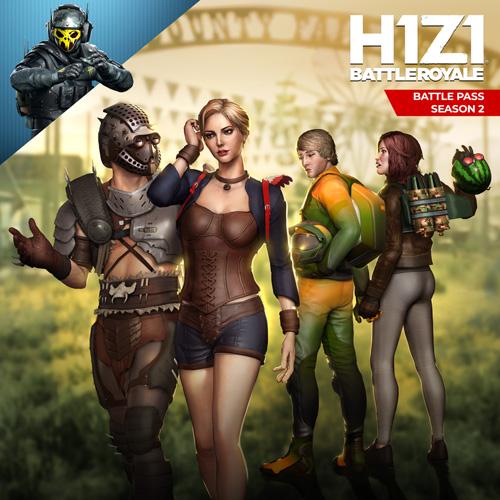 H1Z1: Battle Pass – Season 2