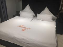 02 - Hotel  Tommasi - Zimmer - Bett