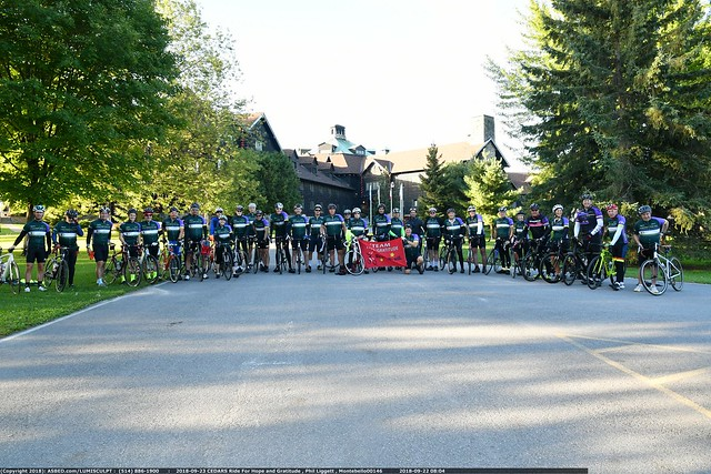 Ride for Hope and Gratitude 2018