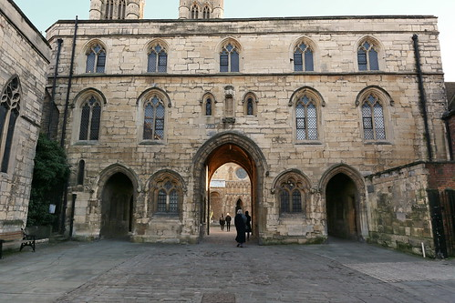 Lincoln, Exchequer Gate