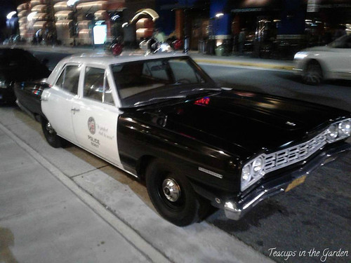4-Police Car from Mayberry