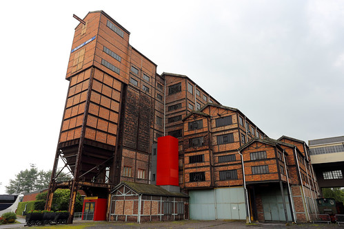 Blegny Mine, Blegny, Belgium