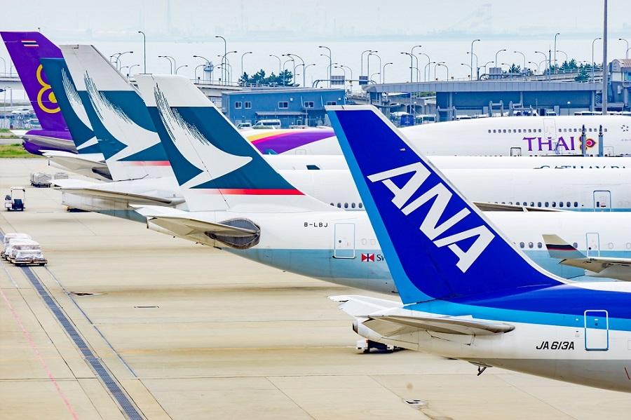 他社運航便はANA運航便と発売日が異なるため注意!