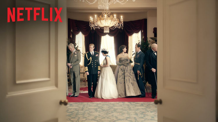 the crown serie1