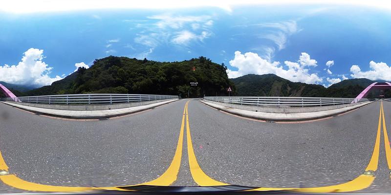 2-1拉拉山巴陵大橋