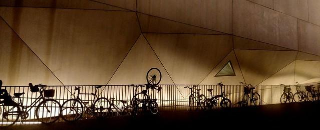 Tel Aviv museum of bicycles