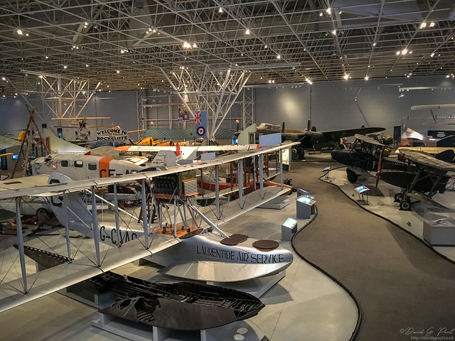 Aviation and Space museum