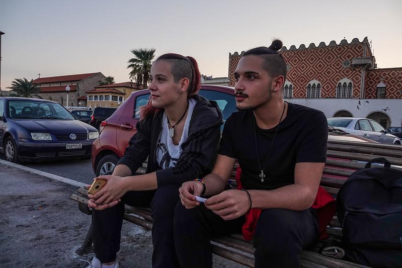 Marina & Giannis
