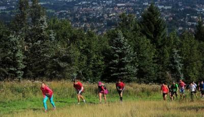Čtyřikrát na ještědský hřeben, za běžeckými rozhledy KTRC