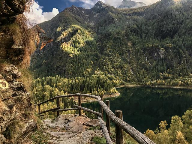 Lago di Antrona - Parco Naturale dell'Alta Valle Antrona (Italy)