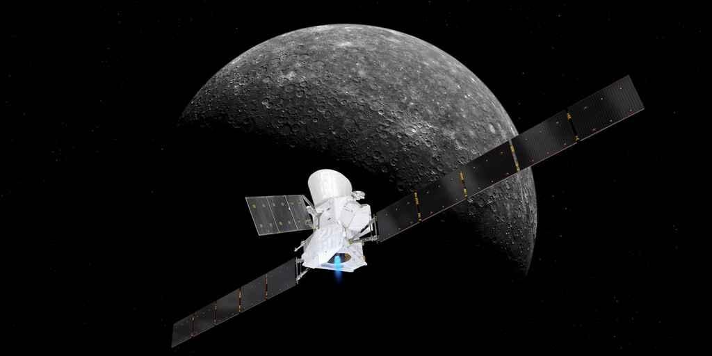 BepiColombo : pourquoi est-ce si long pour arriver à Mercure ?