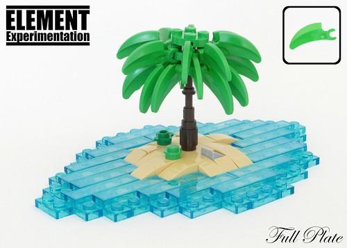 Element Experimentation: Island