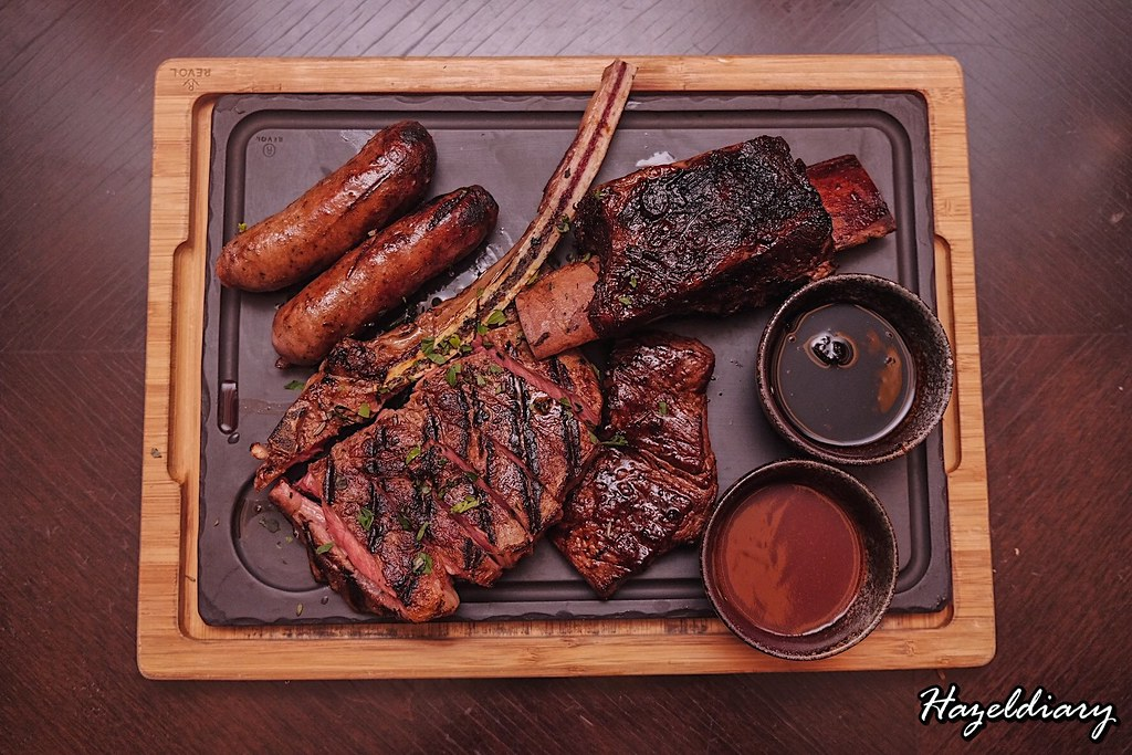 Opus Bar and Grill-Hilton Singapore-New Premium Butcher Cuts