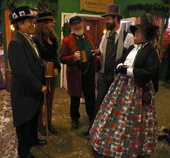 Dickens Fair Guests 2018