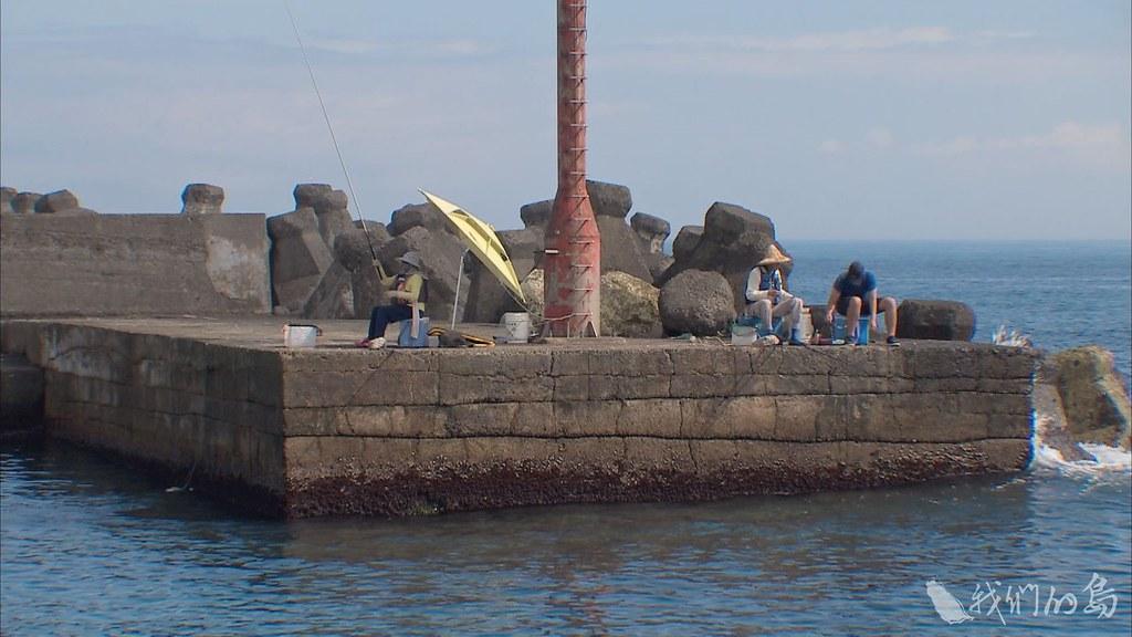 984-1-132018年新北市和美漁港已成釣客秘境。